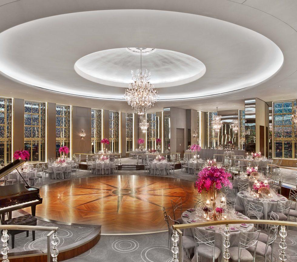 Rockefeller Room Menu