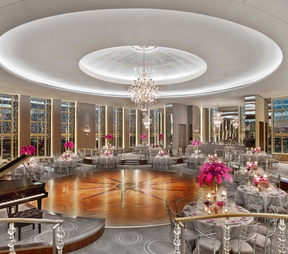 Iconic nyc venue corporate events parties for Best private dining rooms nyc 2016